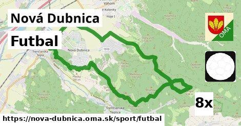 futbal v Nová Dubnica