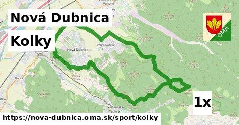 kolky v Nová Dubnica