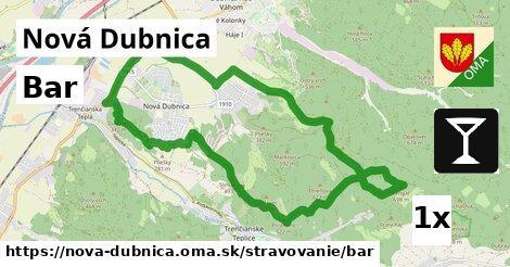 bar v Nová Dubnica