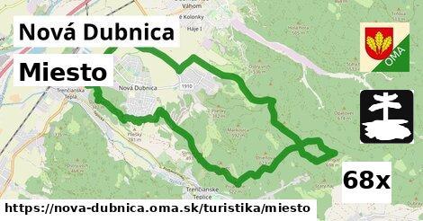 ilustračný obrázok k Miesto, Nová Dubnica