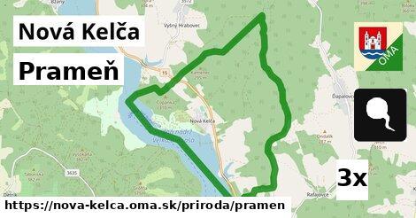 ilustračný obrázok k Prameň, Nová Kelča