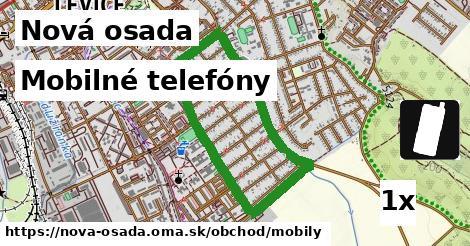 mobilné telefóny v Nová osada