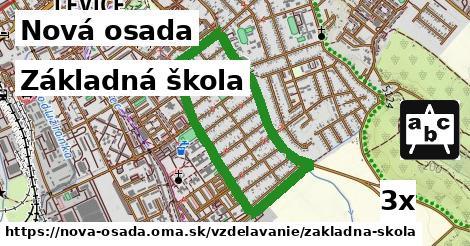 základná škola v Nová osada