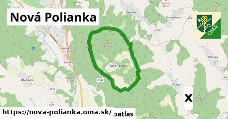 strom v Nová Polianka