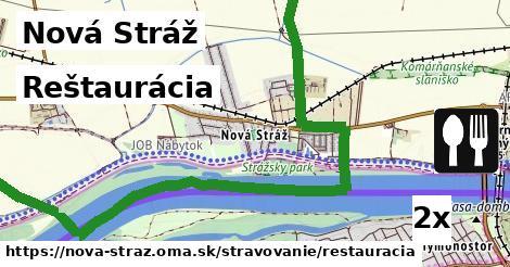 reštaurácia v Nová Stráž