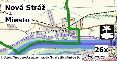 ilustračný obrázok k Miesto, Nová Stráž