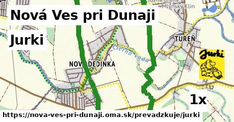 Jurki v Nová Ves pri Dunaji