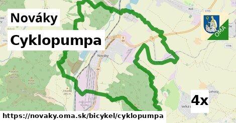 ilustračný obrázok k Cyklopumpa, Nováky