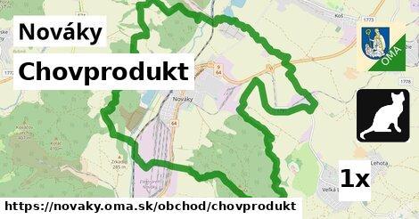 ilustračný obrázok k Chovprodukt, Nováky