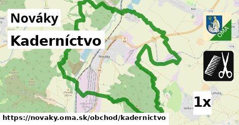 ilustračný obrázok k Kaderníctvo, Nováky