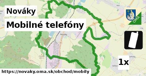 ilustračný obrázok k Mobilné telefóny, Nováky