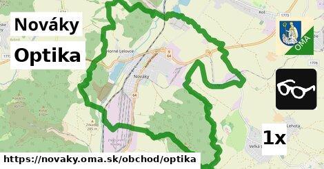 ilustračný obrázok k Optika, Nováky
