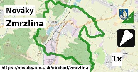 ilustračný obrázok k Zmrzlina, Nováky