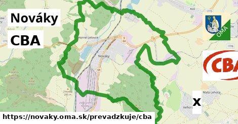 ilustračný obrázok k CBA, Nováky