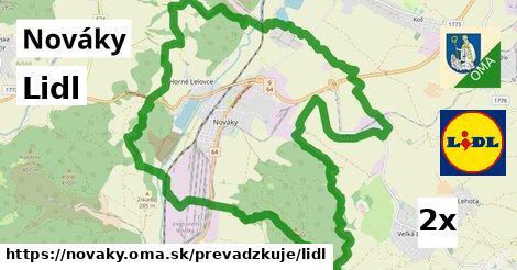 ilustračný obrázok k Lidl, Nováky