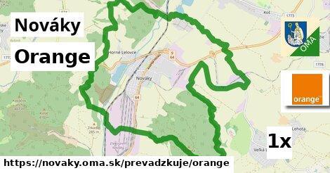 ilustračný obrázok k Orange, Nováky