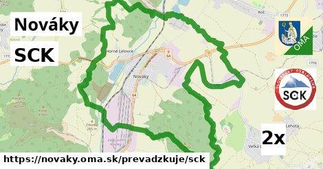 ilustračný obrázok k SCK, Nováky