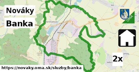 ilustračný obrázok k Banka, Nováky