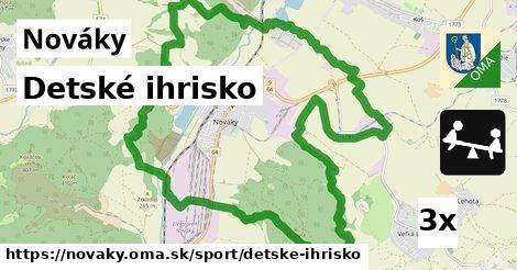 ilustračný obrázok k Detské ihrisko, Nováky