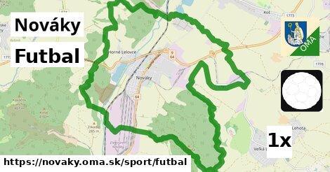 ilustračný obrázok k Futbal, Nováky