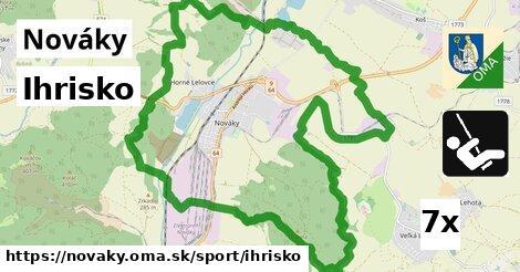 ilustračný obrázok k Ihrisko, Nováky