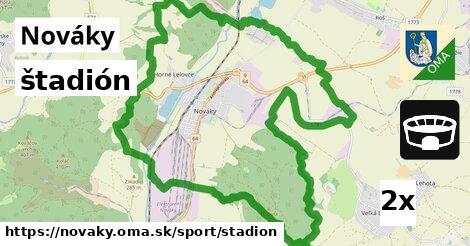ilustračný obrázok k štadión, Nováky