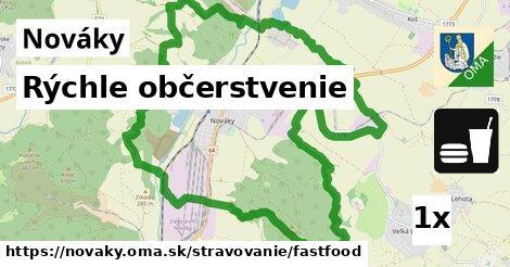 ilustračný obrázok k Rýchle občerstvenie, Nováky