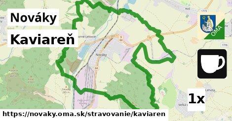ilustračný obrázok k Kaviareň, Nováky