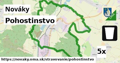 ilustračný obrázok k Pohostinstvo, Nováky