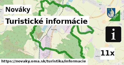 ilustračný obrázok k Turistické informácie, Nováky