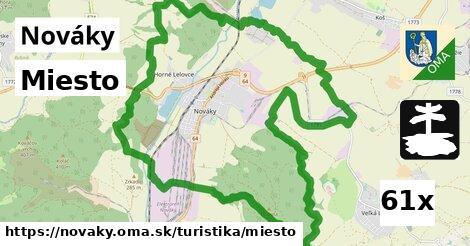 ilustračný obrázok k Miesto, Nováky