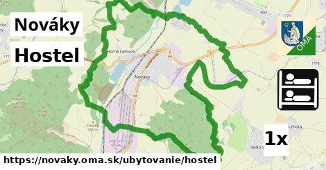 ilustračný obrázok k Hostel, Nováky