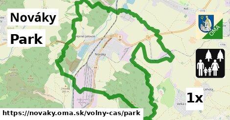 ilustračný obrázok k Park, Nováky