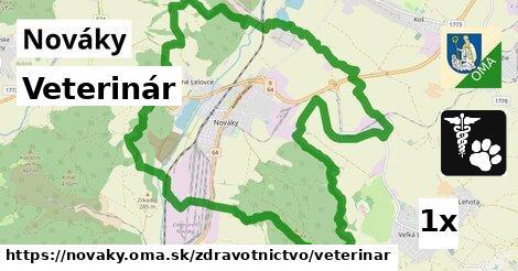 ilustračný obrázok k Veterinár, Nováky