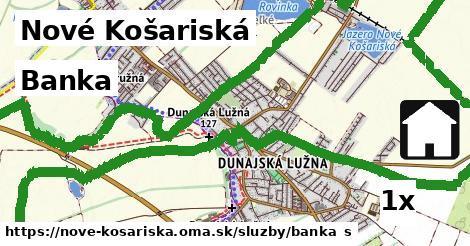 banka v Nové Košariská