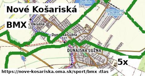BMX v Nové Košariská