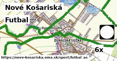 futbal v Nové Košariská