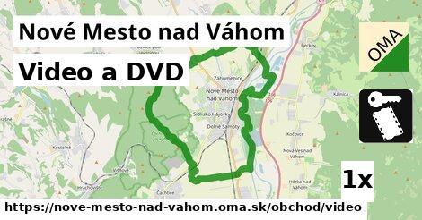 Video a DVD, Nové Mesto nad Váhom