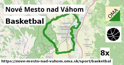 Basketbal, Nové Mesto nad Váhom