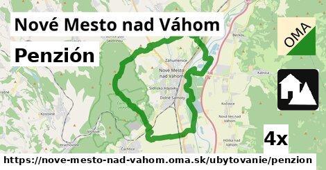Penzión, Nové Mesto nad Váhom