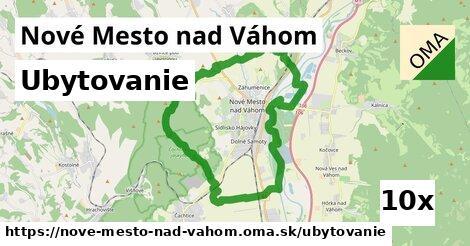 ubytovanie v Nové Mesto nad Váhom