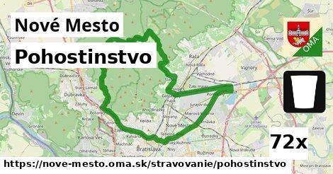 ilustračný obrázok k Pohostinstvo, Nové Mesto