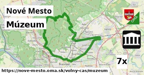 múzeum v Nové Mesto