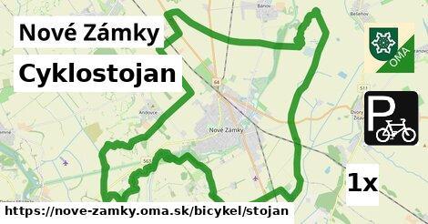 Cyklostojan, Nové Zámky
