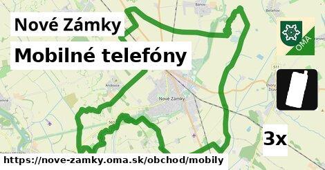 Mobilné telefóny, Nové Zámky
