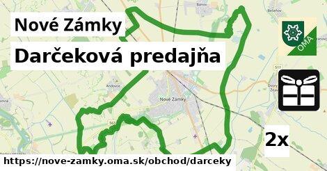 ilustračný obrázok k Darčeková predajňa, Nové Zámky