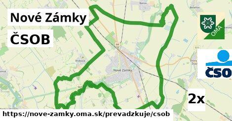 ČSOB, Nové Zámky
