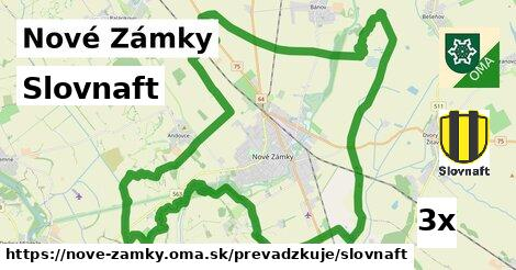 Slovnaft, Nové Zámky