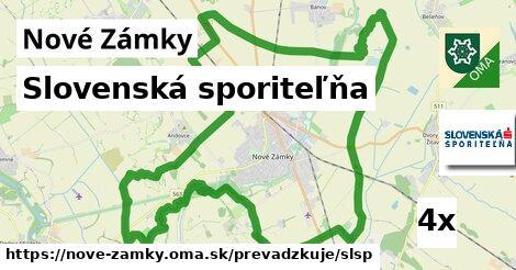 Slovenská sporiteľňa v Nové Zámky