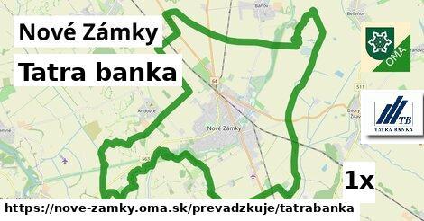 Tatra banka v Nové Zámky